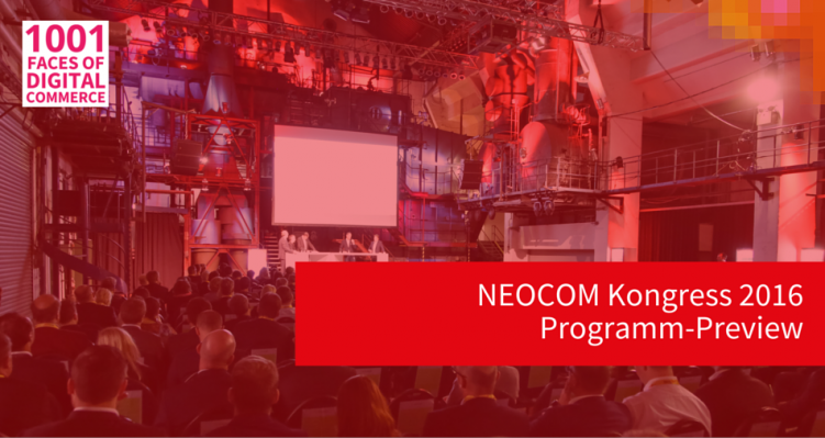 NEOCOM Kongress Programm Preview
