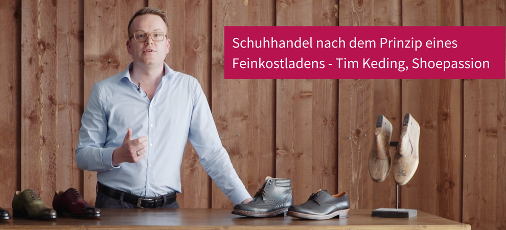 Tim Keding Shoepassion Slider
